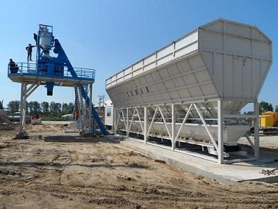 Concrete plant SUMAB T 40
