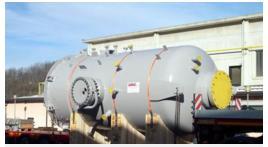 compressor suction drum - Pressure Vessels