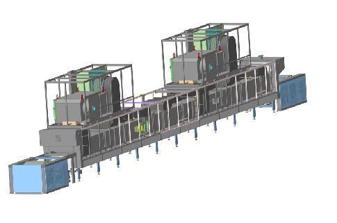 Кондитерское оборудование - Конвективные кондитерские печи Г4-КПГ