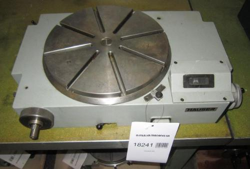 Optical rotary table Hauser - Various
