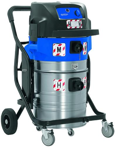 NILFISK Classe - H - Aspirateurs de sécurité - Aspirateur pour poussière dangereuse hautement nocives 30 à 70 litres