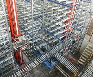 Magazzini automatici con miniload