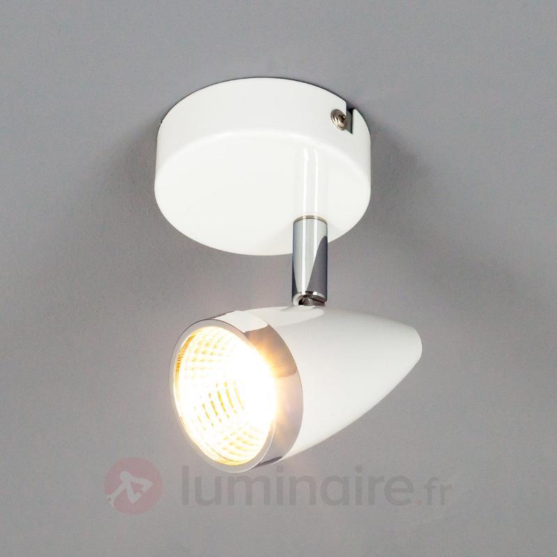 Spot LED blanc Adea - Plafonniers LED