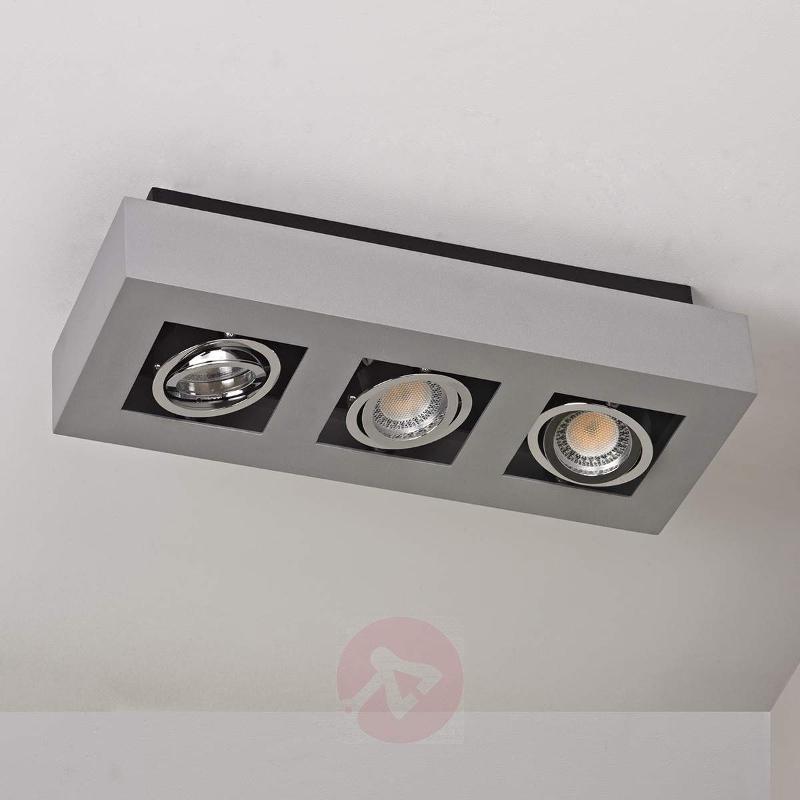 3-bulb Vince LED ceiling light - Ceiling Lights