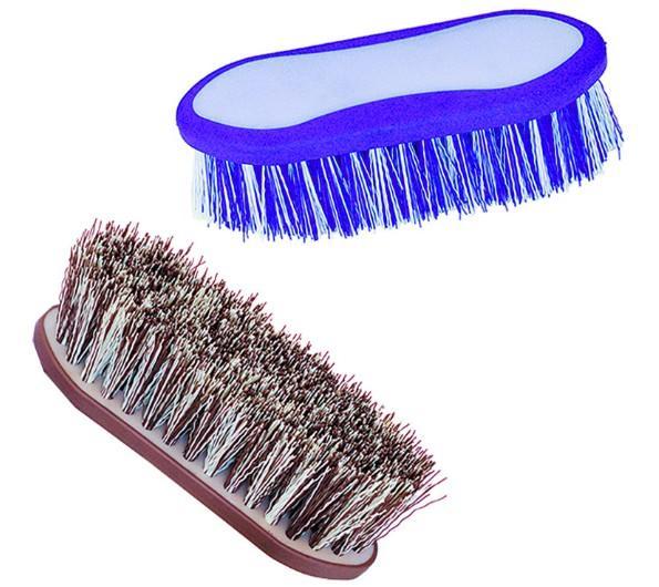 16.8×5.8 cm horse grooming cleaning brush,horse body brush - horse body brush / horse grooming brush/horse plastic dandy brush