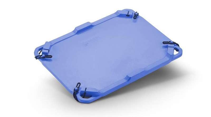 Stülpdeckel für Hygiene Palettenboxen