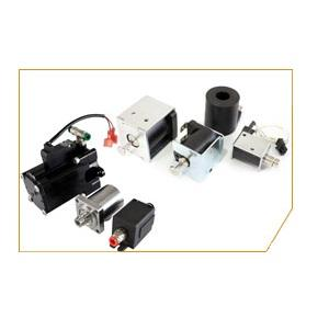 Solenoids and solenoid valves