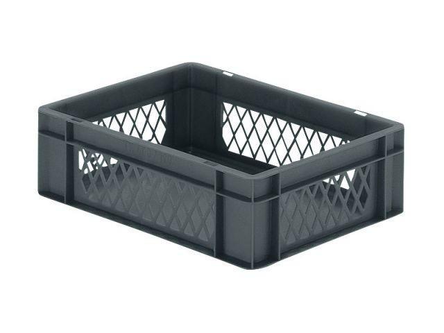 Stacking box: Band 120 2 - Stacking box: Band 120 2, 400 x 300 x 120 mm