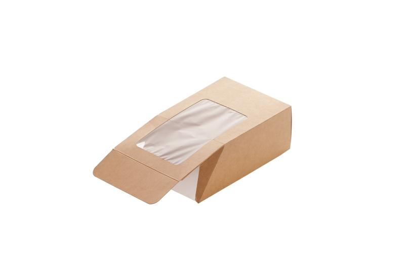 Tortilla box - Paperboard tortilla box for wraps and tortillas