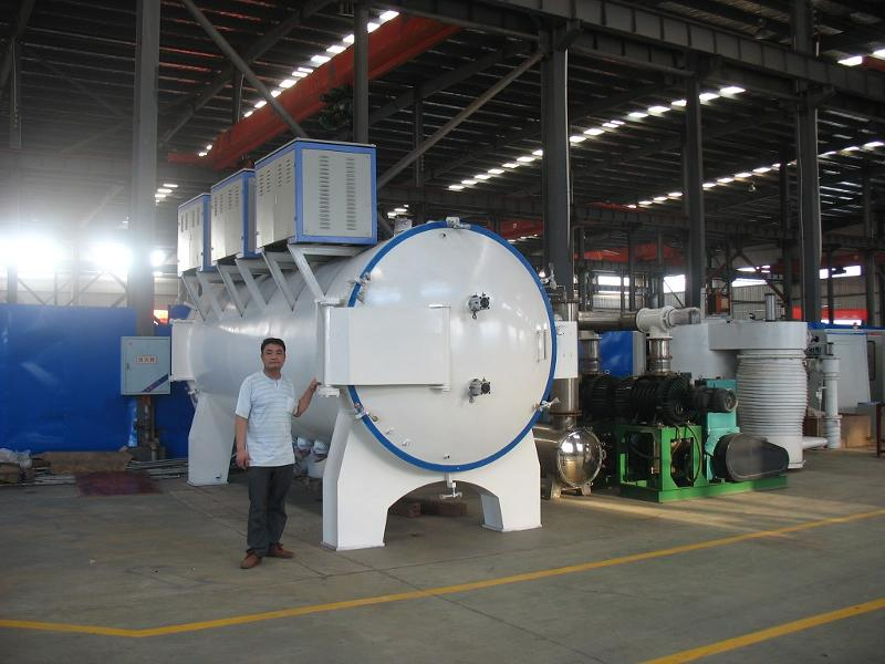 Vacuum purifying oven - Special Ceramic Sintering Furnace