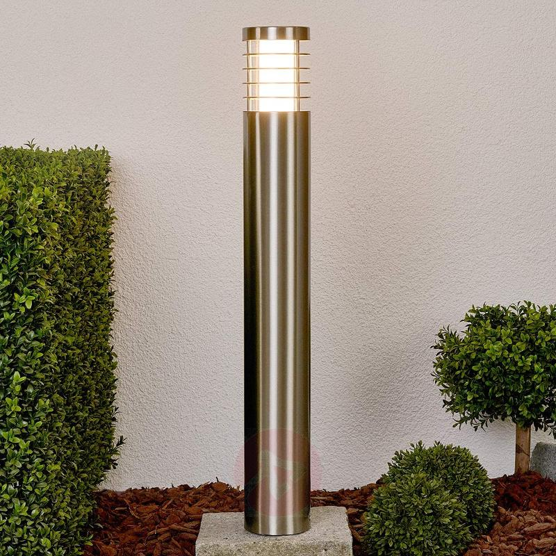 LED path lamp Dila made of stainless steel - Path and Bollard Lights