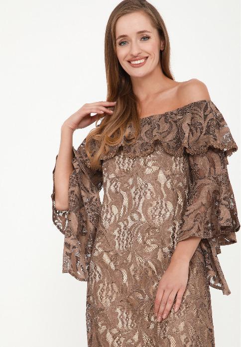 Women's dress - Women dress '' SALLY '' PL5965-04