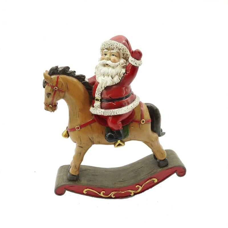 Christmas Figurines - Resin Christmas Figurines