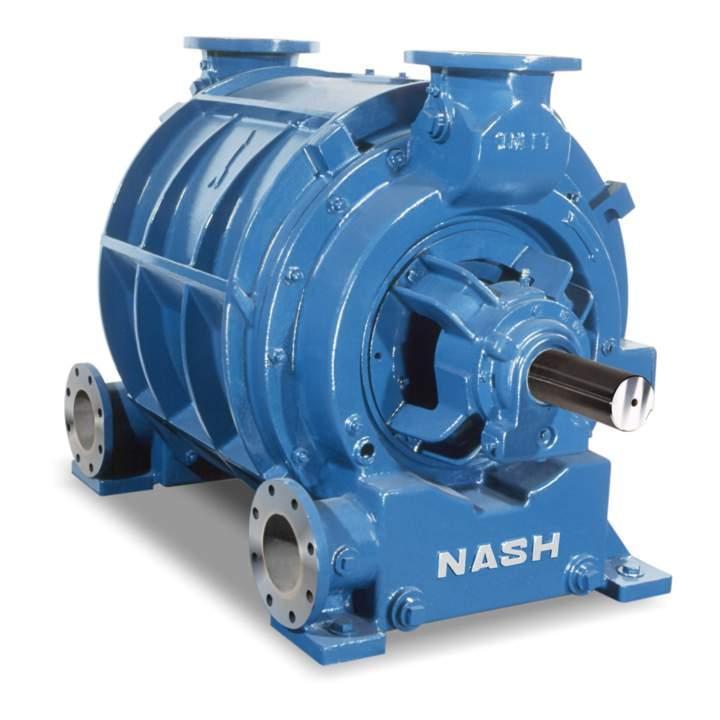 Classic Liquid Ring Vacuum Pumps and Compressors - 904 Compressors
