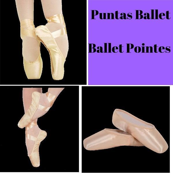Puntas para Ballet - Las mejores marcas