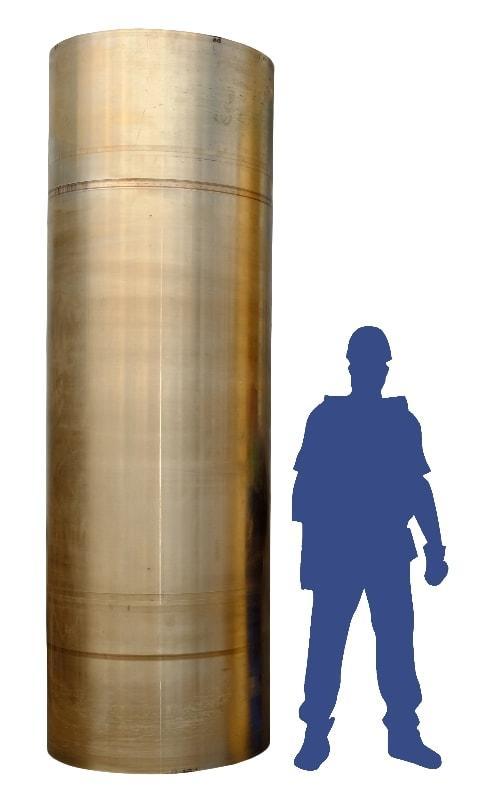 Palier, chemise d'arbre & bague d'étanchéité - Construction navale - ligne de propulsion