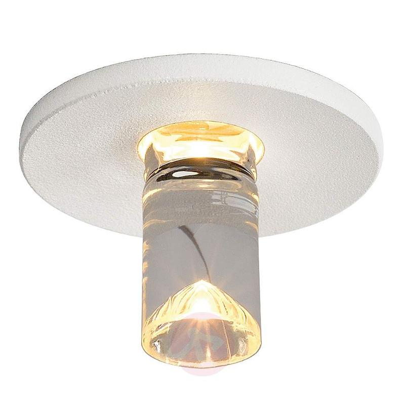 Lightpoint - LED recessed ceiling light, white - Recessed Spotlights