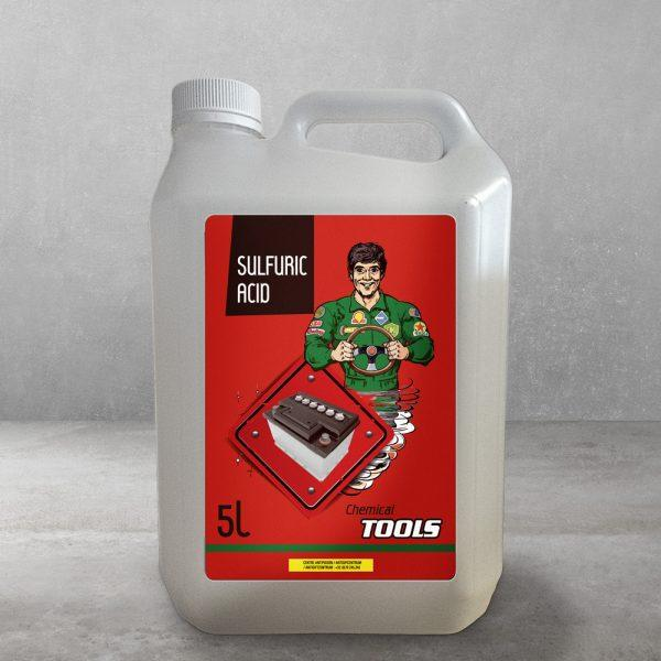Acide Sulfurique Chemical Tools Auto - null
