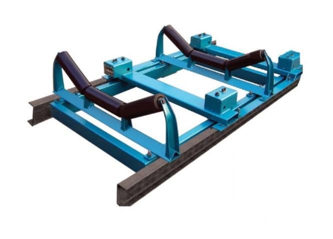 konveyör terazileri VKA - Konveyör kantar ekipmanı, metalden tasarlanmış yüksek dayanıklılığıa sahip...