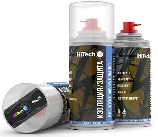 HiTech1 Insulation/Protection Electrical equipmen - Защищает электрооборудование от влаги, окисления, коррозии