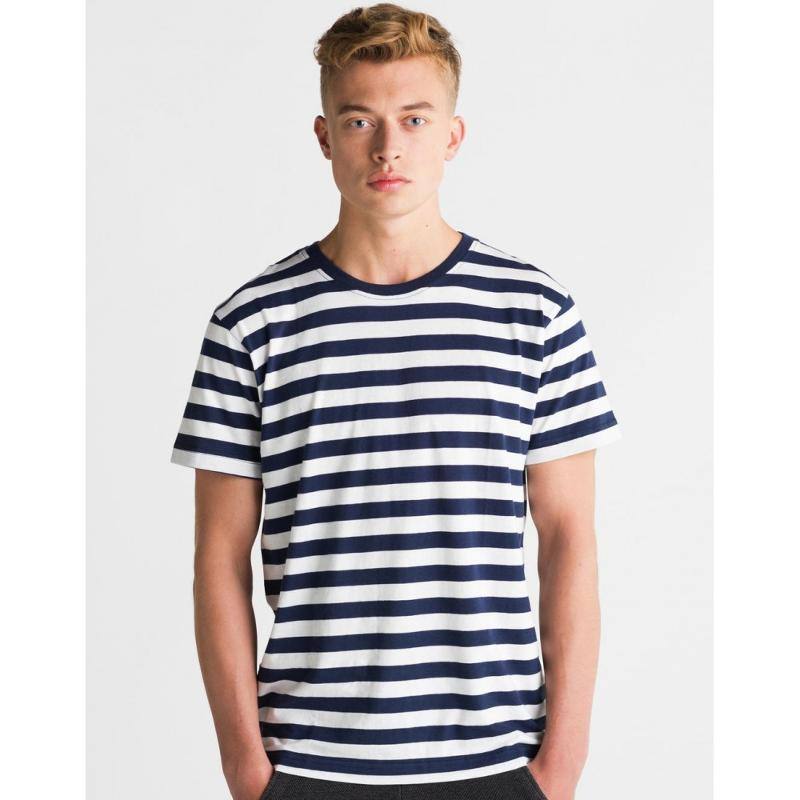 Tee-shirt homme rayé - Manches courtes