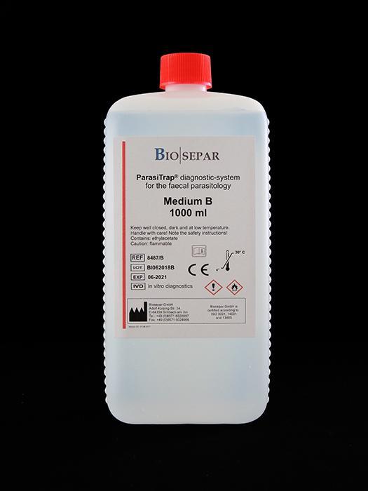 Medium B Trennmedium -