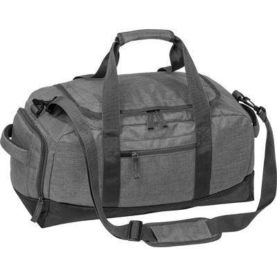 Bolsa de deportes de gran calidad - Bolsa de deportes de poliéster 1680D con compartimento lateral para zapatos