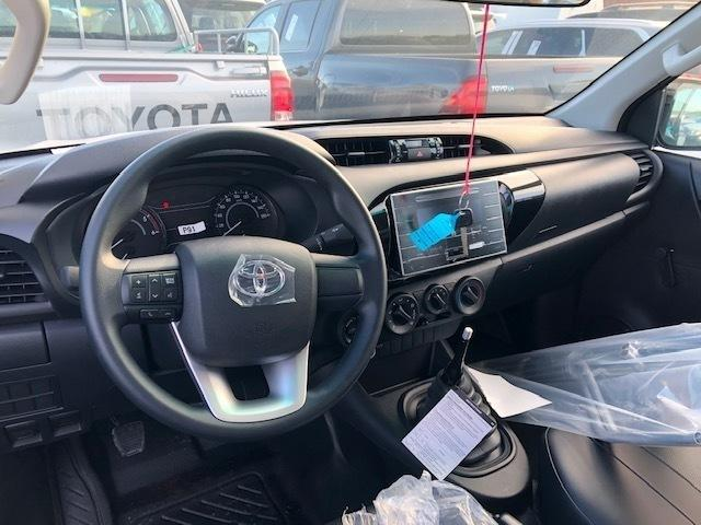 Toyota Hilux 3.0d D/c Standard - Cars