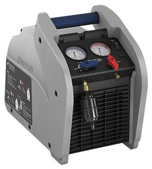 Service Tools for HVAC/R and Automotive - Vortex Dual Refrigerant Recovery Machine