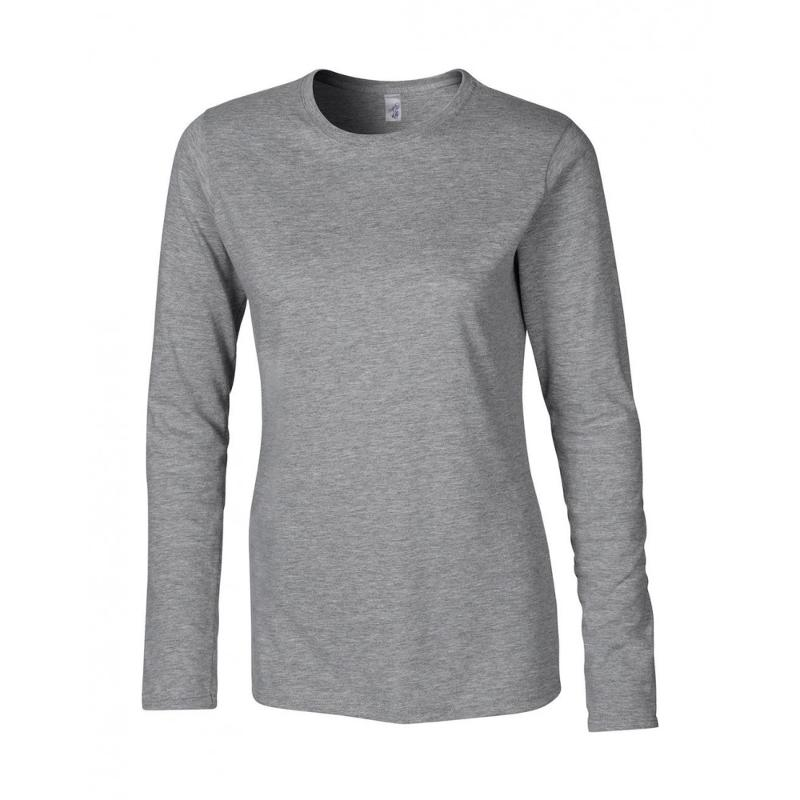 Tee-shirt femme S-L Softstyle® - Manches longues