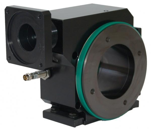 Rotary tables with worm gear series RT2A - Rotary tables and rotation axis