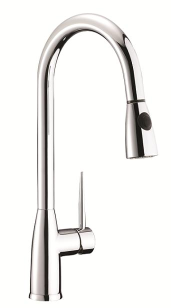 Pull out kitchen mixer - Luxury faucet