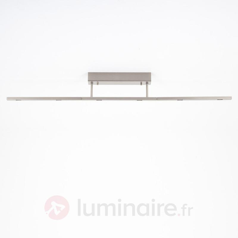 Plafonnier LED Tolu pivotant 120 cm - Plafonniers LED
