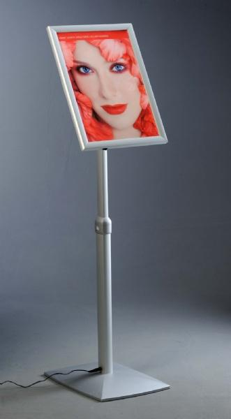 Light Frames - Présentoir avec cadre Led