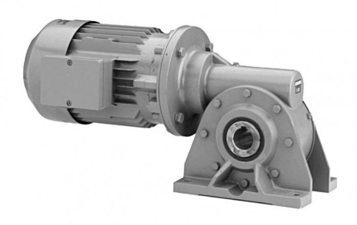 SN10SHH - Einstufiger Getriebemotor mit Hohlwelle