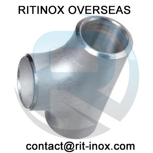 Inconel 600 Equal Tee -