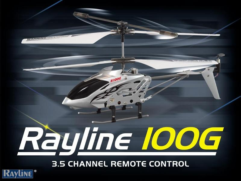 RC Ware anderer Hersteller RC Helikopter - R100