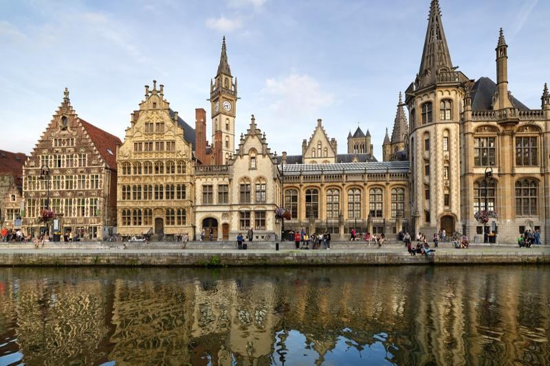 Ghent, colourful and authentic – A Ghent day trip - Service- Tour operator