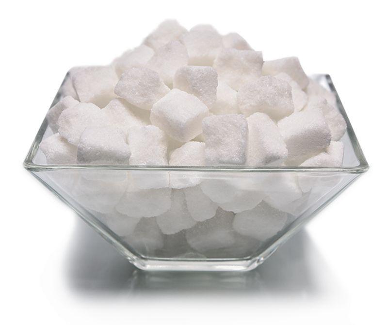 Sugar cubes - White Refine