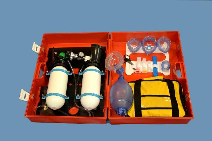 Oxystar - Kit di rianimazione
