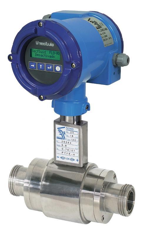 Débitmètre électromagnétique série FLOMID - null