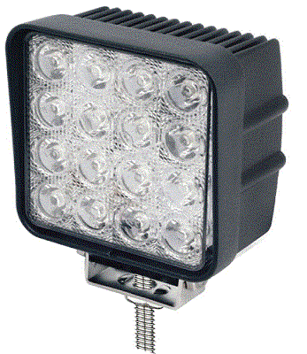 Work Lamp (Square) -