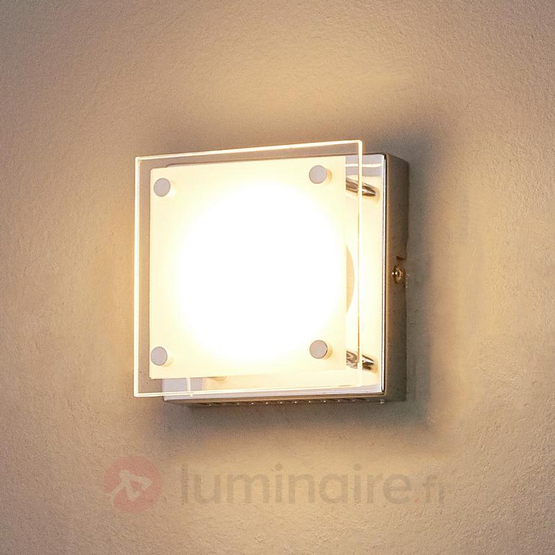 Sheldon - applique LED moderne de forme carrée - Appliques LED