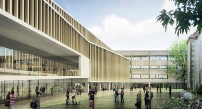 Arquitectura de Laboratorios  - Arquitectura Interior y a escala integral