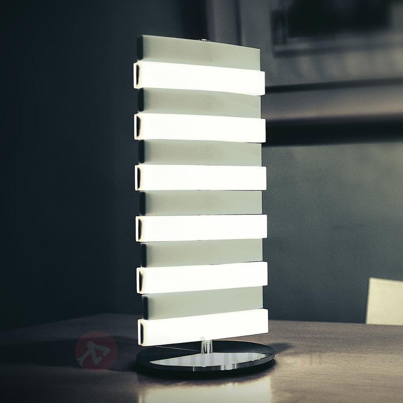 Lampe de table LED insolite Piano - Lampes à poser LED