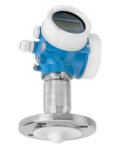 Radar de niveau Micropilot FMR62 - Capteur pour la mesure de niveau 80 GHz dans les liquides agressifs