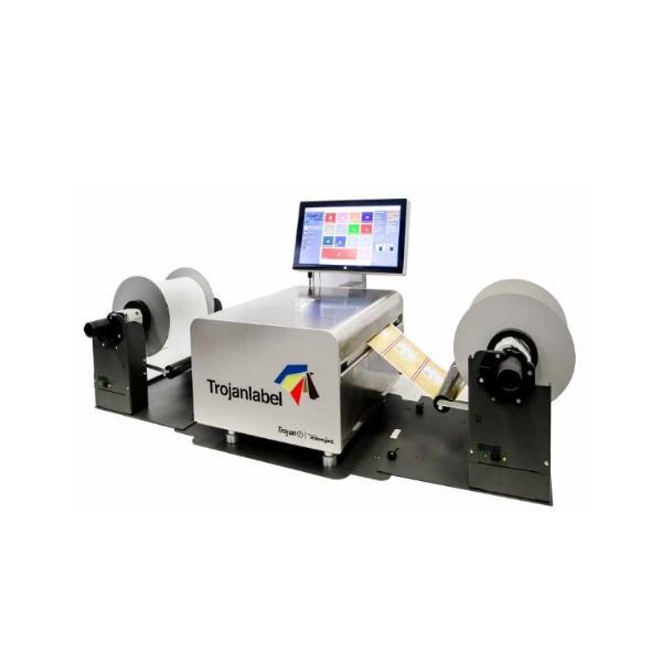 Stampante Digitale A Colori Per Etichette Trojanone Easy - null