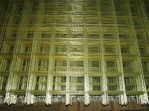 Композитная кладочная сетка - Пруток 2/3/4 мм Ячейки 50/100/150/200 мм