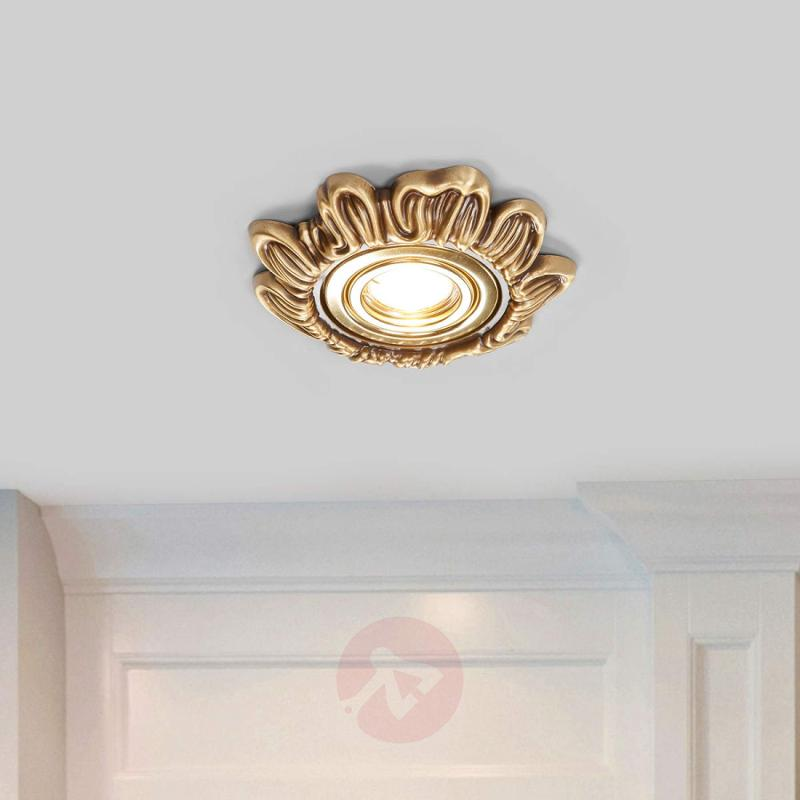 Stylish recessed light RAICA - design-hotel-lighting