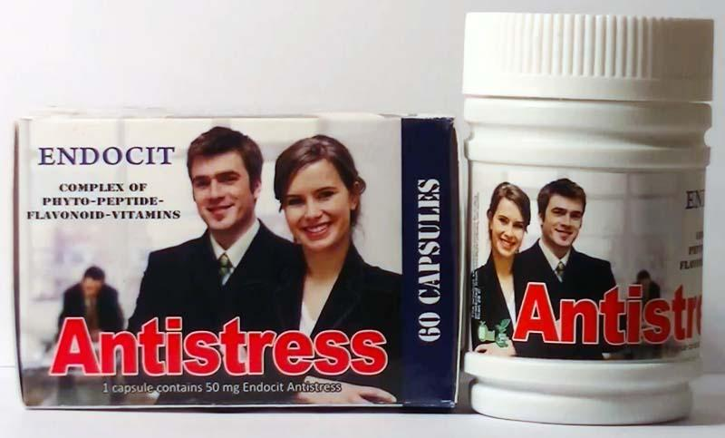 Эндоцит Антистресс - Биологически активная пищевая добавка (БАД)